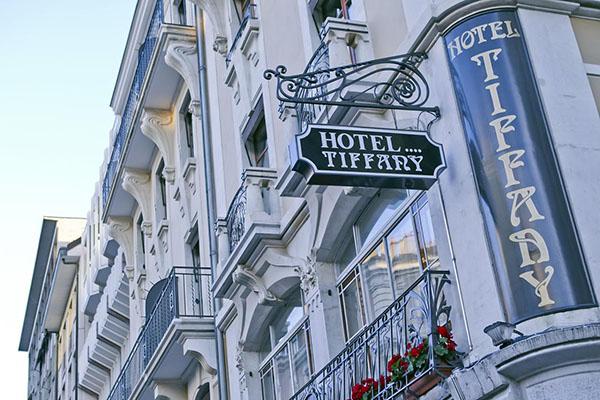 Rénovation et agrandissement de l'hôtel 4* Tiffany